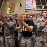 Army-Navy hoops; McNary wins Tillman honors