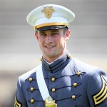 Big smiles at West Point graduation