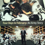Army hockey photos in West Point Magazine