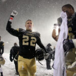 Blizzard winners: Army routs Fordham