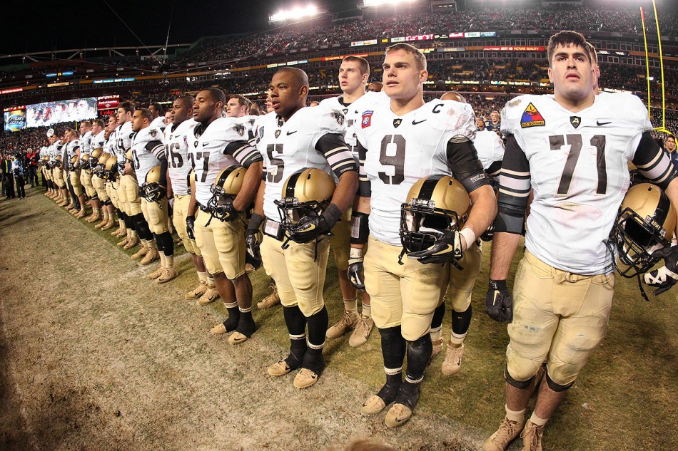 Army West Point experiences tradition with first win