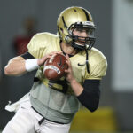 Back to work: a morning at Army football camp