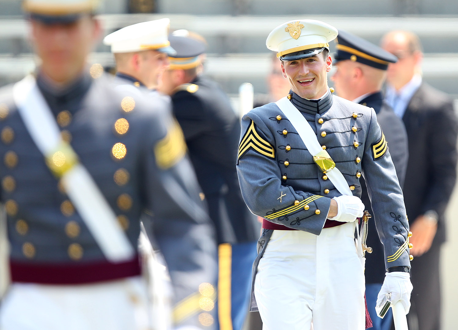 USMA West Point graduation 2012 724