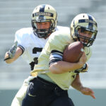 Scrimmage at Michie as Army focuses on opener
