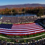 West Point flag photo in USA Today