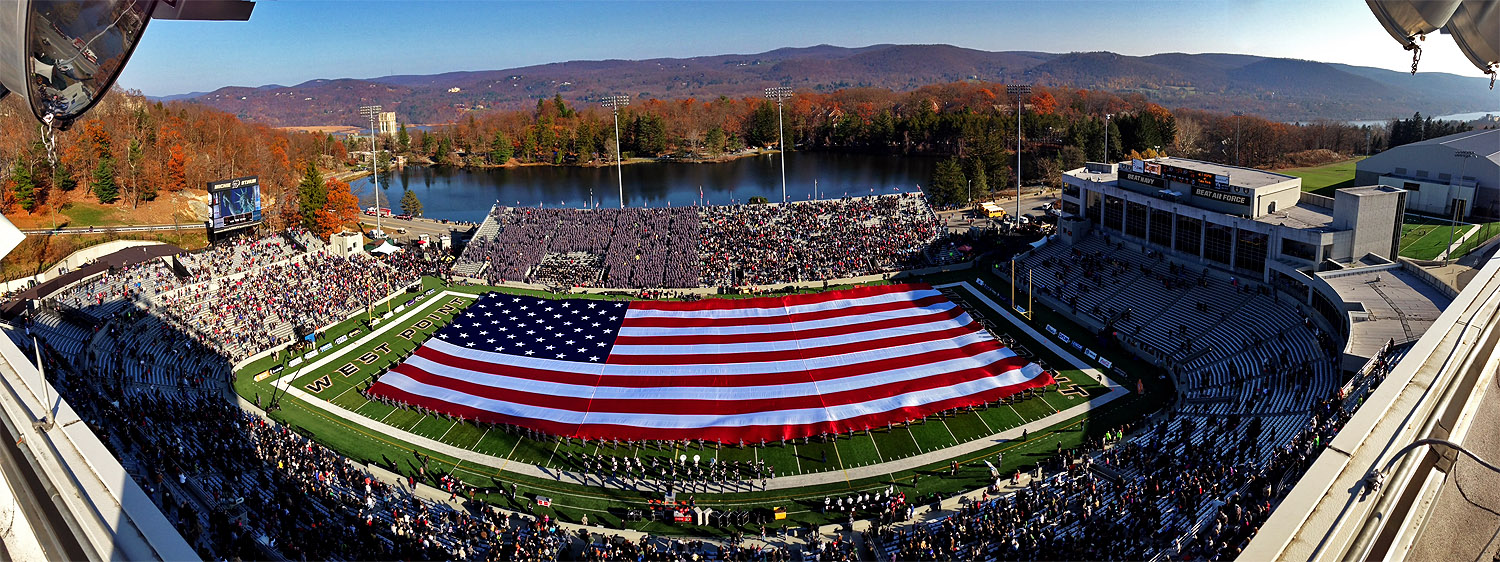 West Point Flag Photo In Usa Today Danny Wild
