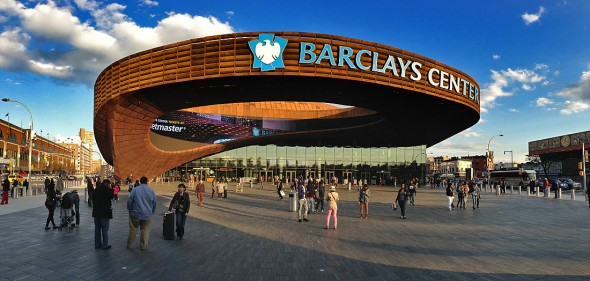 Barclays Center - Brooklyn (Danny Wild)