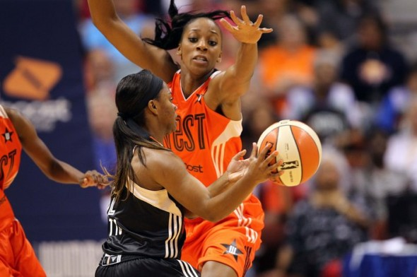 WNBA: All Star Game