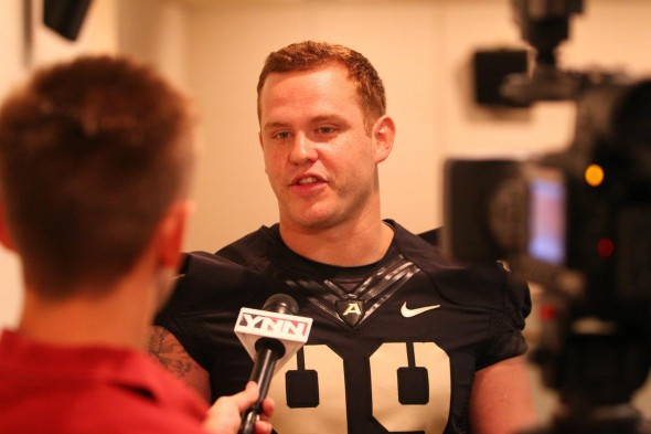 Army football media day (Danny Wild) (6)