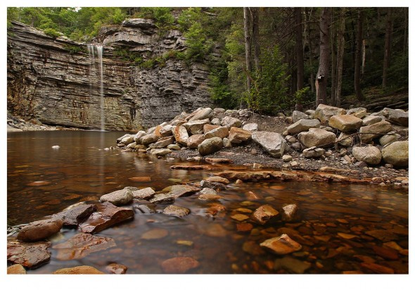 New Paltz, Awosting Falls - Photo by Danny Wild (13)