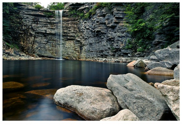 New Paltz, Awosting Falls - Photo by Danny Wild (6)
