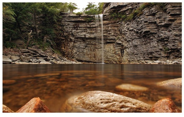 New Paltz, Awosting Falls - Photo by Danny Wild (8)