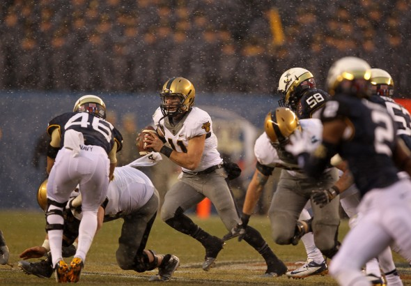 NCAA Football: Army vs Navy