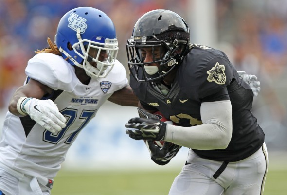 NCAA Football: Buffalo at Army