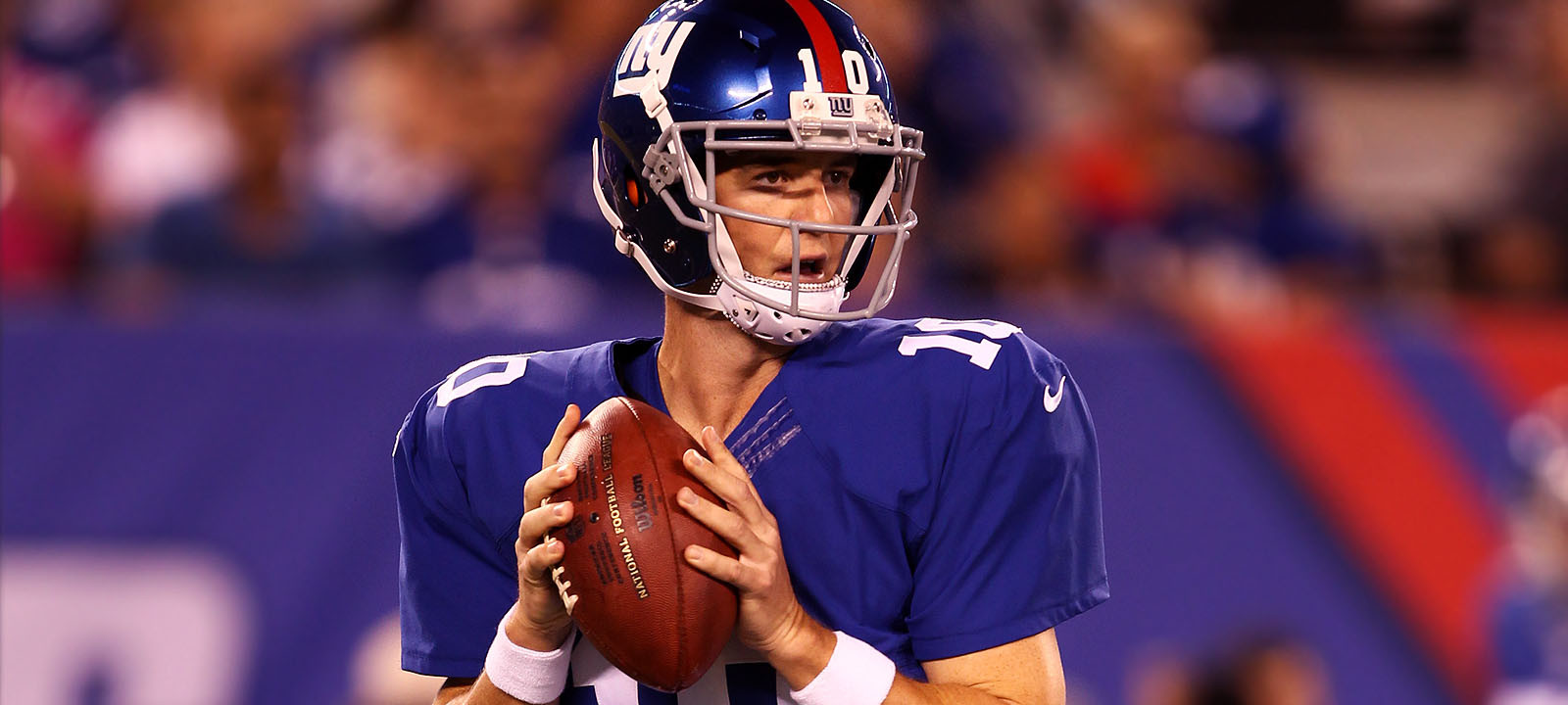 Giants look to bounce back in '15
